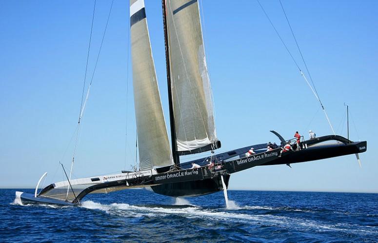 RF Blocking on Racing Boat