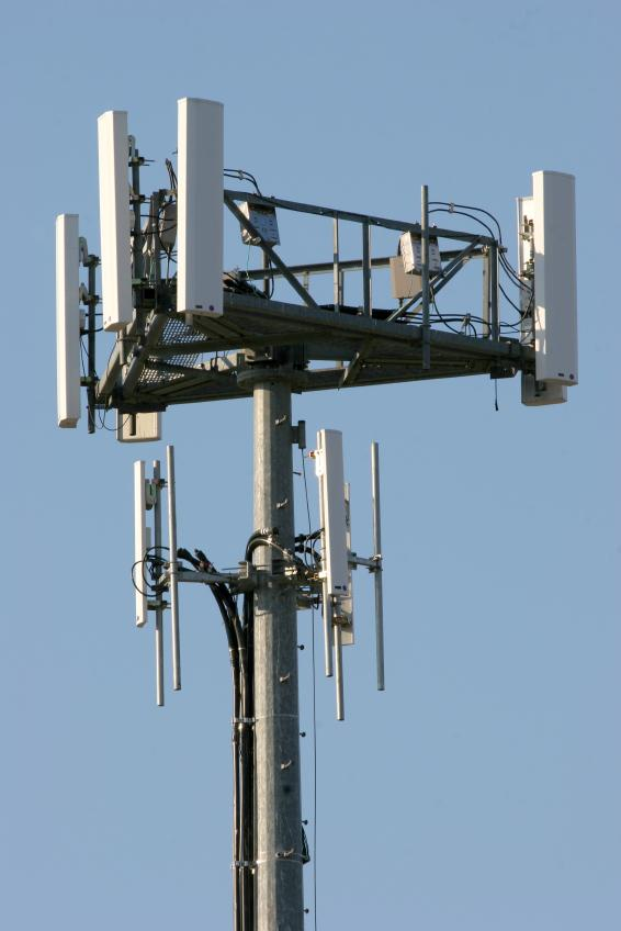cell tower rf radiation