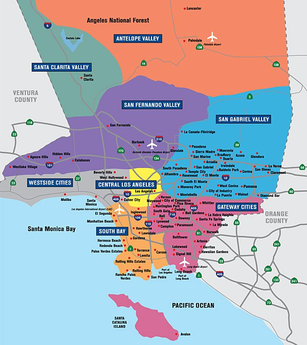 emf rf services in la county