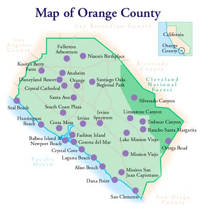 emf rf service area orange county